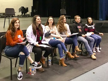 Alumni Panels Share College Tips