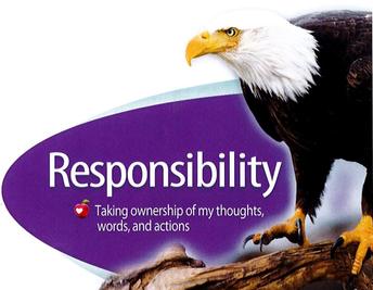 Character Trait Focus - Responsibility
