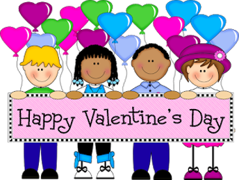 VALENTINE'S DAY PARTY ~ Wednesday, February 14, 2018