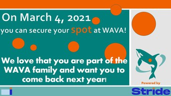 WAVA March News