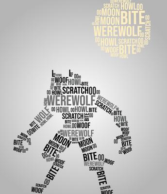 Typography Monster 30 min challenge: