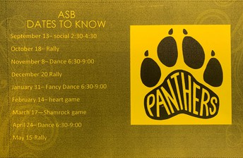 More ASB Activities to Come!