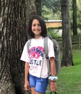 Avery Crawford - 5th Grade