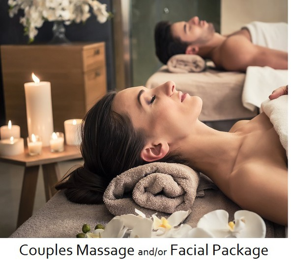 COUPLES 50 MIN - $99