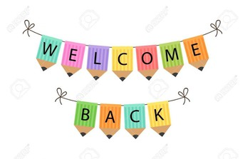 Welcome Back to the 2020-2021 School Year!