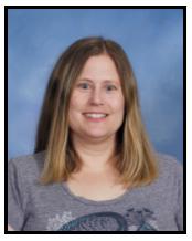 Ms. Petersen - Math Teacher
