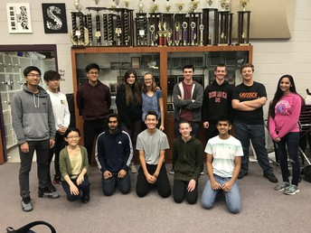 Hamilton Band All-Region