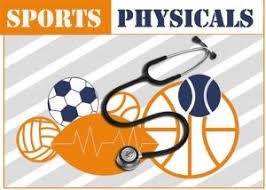 UPDATE ON SPORTS PHYSICALS FOR 2020-2021 SCHOOL YEAR