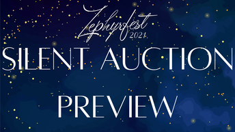 Click Here for Silent Auction Preview