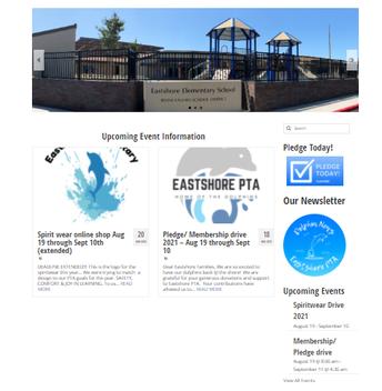 EASTSHORE PTA WEB