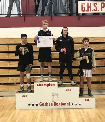 Brandon Bergman - 2nd Place