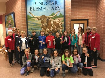 5th Grade American Hero Essay Winners