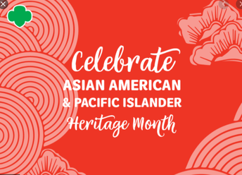 May is Asian American Pacific Islander (AAPI) Heritage Month!