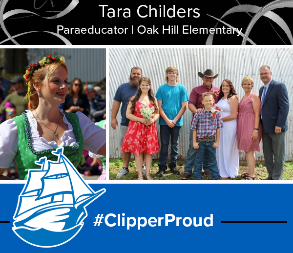 Tara Childers Staff Spotlight
