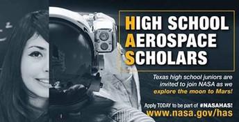 NASA's High School Aerospace Scholars