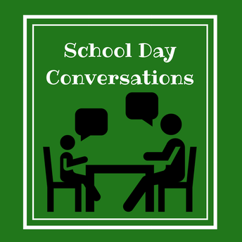School Day Conversations Icon