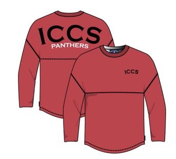 ICCS SPIRIT JERSEYS AVAILABLE FOR PURCHASE AT SOUTHERN DRIFTER