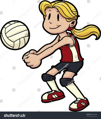Elementary Girls Volleyball Clinic