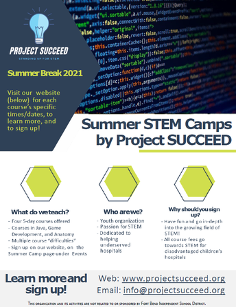 Project SUCCEED