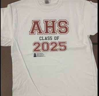Welcome to AHS - Class of 2025