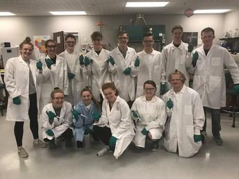 Advanced Placement Biology Field Trip