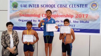 Anirudh Krishnamoorthy _ Swimming Champion