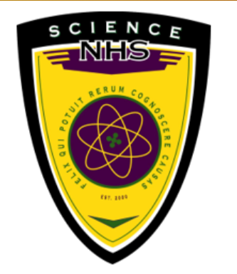 Apply to be in the Science National Honor Society (SNHS)
