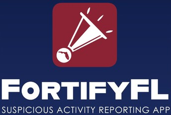 FortifyFL App or Website Reporting