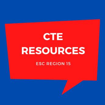 CTE resources