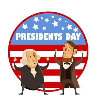 Presidents Day Weekend No School Fri 2/14 - Mon. 2/17