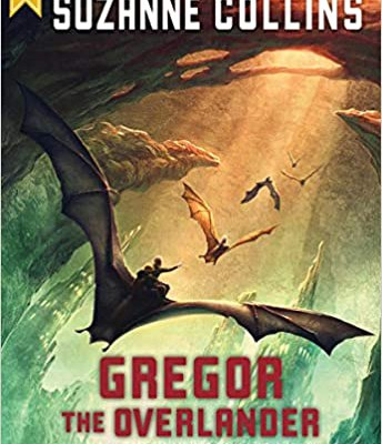 Gregor the Overlander- The Underland Chronicles by Suzanne Collins