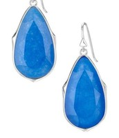 Sentiment Stone Drops- Deep Sea Quartz- $49 SOLD