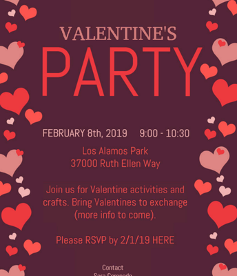 Inspire's Valentine's Party in Murrieta!