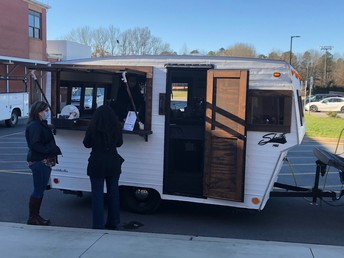 Crain and Company Sent the Coffee Truck