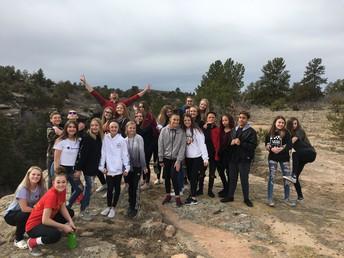 Hike at Mesa