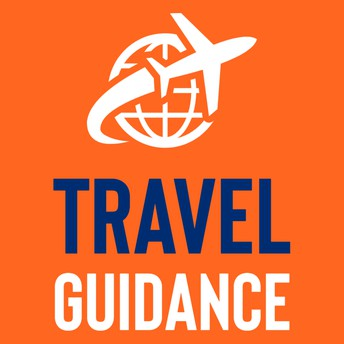 travel guidance graphic