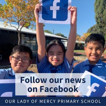 Follow OLOM news and photos on Facebook