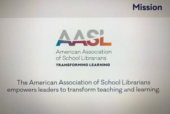 AASL Mission Statement