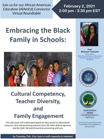 Embracing the Black Family in Schools