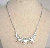 Wanderer Necklace Silver
