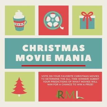 Christmas Movie Mania