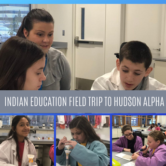 Hudson Alpha Trip