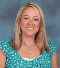 Kelly Caffo, 2nd grade teacher