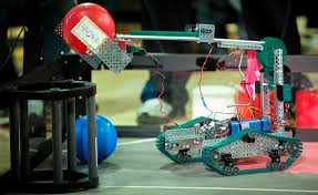 Support OVS MS/HS Robotics this weekend!