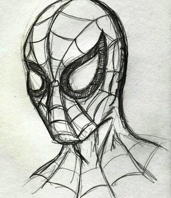 Draw Spiderman!