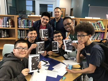April is National Library Month and National Poetry Month