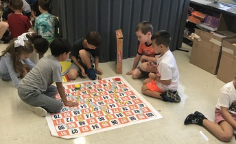 SE FSA Indoor Games