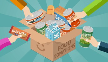 Food Drive: December 4th- 13th