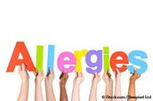 Allergies and/or Sensitivies
