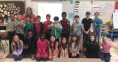 Mrs. Ringo's 3rd Grade Class